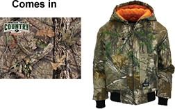 Youth - Jackets/Pullovers