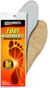 HAND/FOOT WARMERS