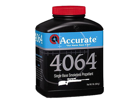 Accurate 4064 Rifle 1 lb 1 Canister