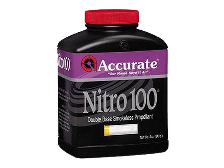 Accurate Nitro 10012 Shotgun & Low Loading Denstiy Handgun 4 lbs