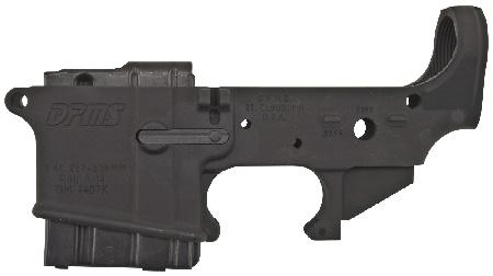 DPMS LR05TL Stripped Lower California Appr AR-15 AR Platform 223 Rem/5.56 Blk