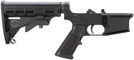 Bushmaster 92950 AR-15 Lower Receiver 6 Pos Stock