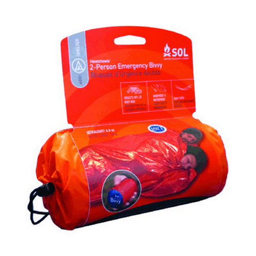 SOL Series 2-Person Emergency Bivvy