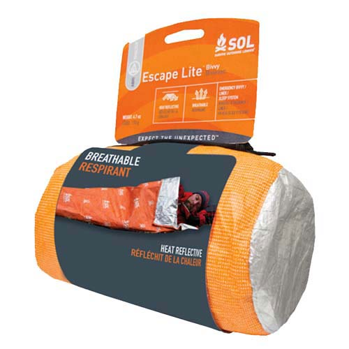 SOL Series Escape Lite Bivy