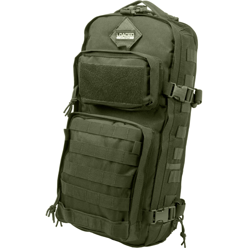 Tactical Sling Backpack GX-300, Green