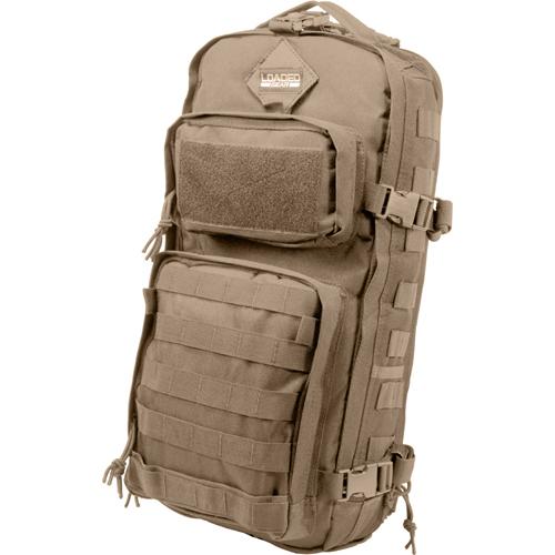 Tactical Sling Backpack GX-300, Tan