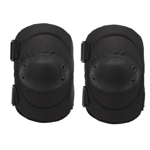 Tactical Elbow Pad with Talon-Flex Cap Black
