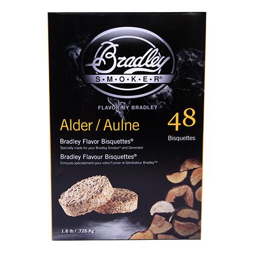 Smoker Bisquettes Alder (48 Pack)