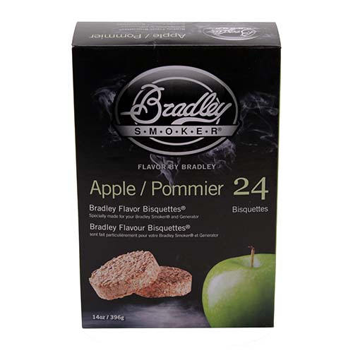 Smoker Bisquettes Apple (24 Pack)