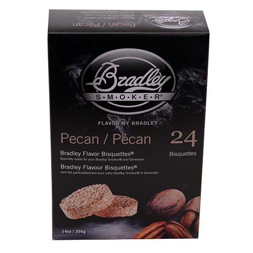 Smoker Bisquettes Pecan (24 Pack)