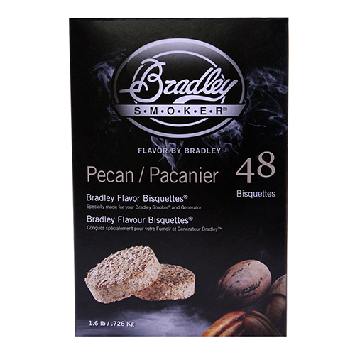 Smoker Bisquettes Pecan (48 Pack)