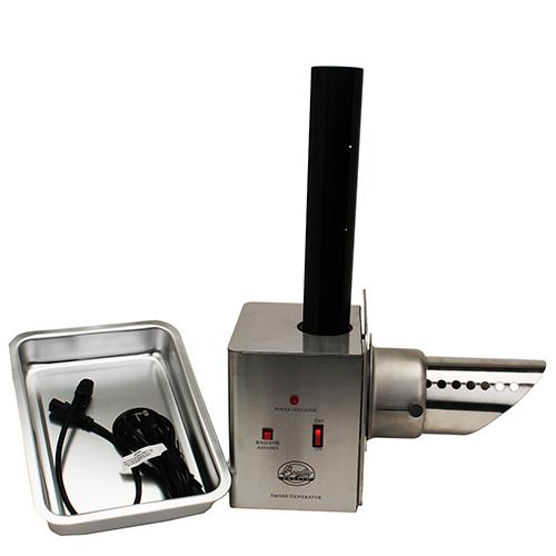 Bradley Smoke Generator with Adaptor