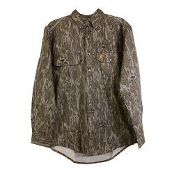 Wasatch-CB Long Sleeve Shirt Mossy Oak Original Bottomlands, Small