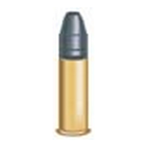 .22 Long Rifle (LR) Small Game Bullet Ammunition, 40 Grains, Lead Flat Nose (LFN), Per 100