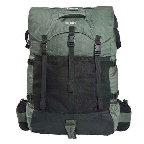 Chemun Portage Pack Green/Black
