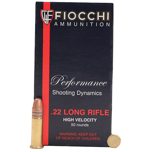 22 Long Rifle 38 Gr CPHP (Per 50)