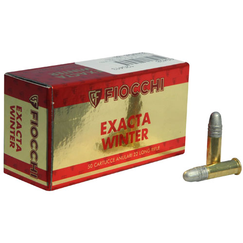 22 Long Rifle 40 Gr Exacta Winter Super Match (Per 50)