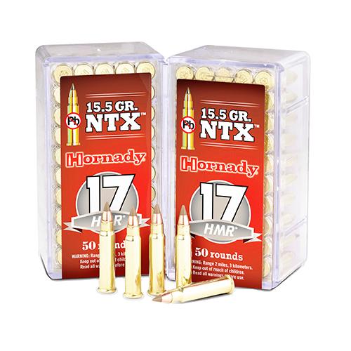 17 HMR 15.5gr NTX (Per 50)