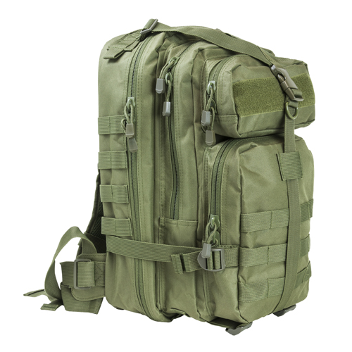 Small Backpack Green