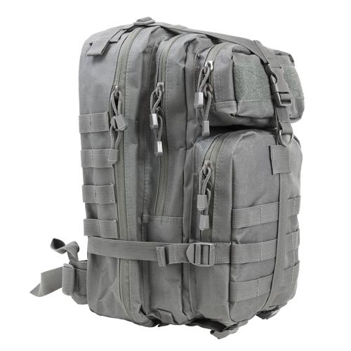 Small Backpack Urban Gray