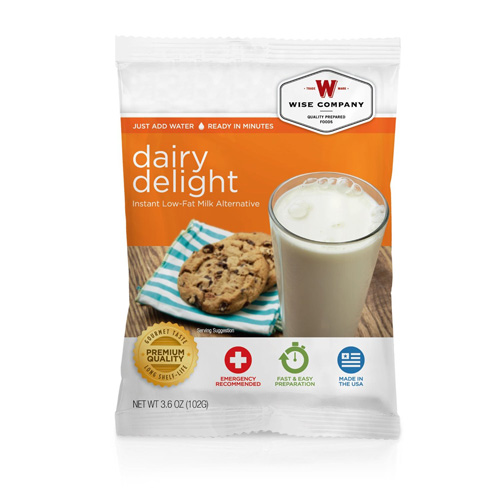 Dessert Dish Dairy Delight, 6 Servings