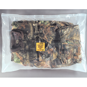 Scent Control Storage Bags