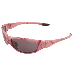 AES Pink RT Sunglasses w/ Case