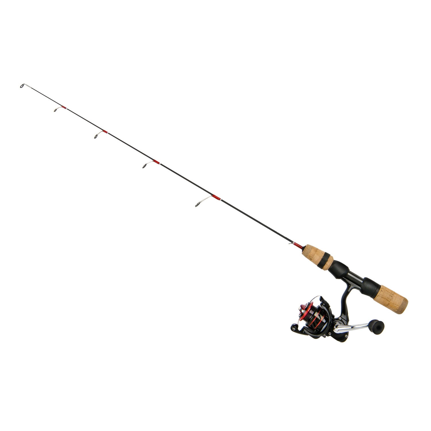 Frabill 371 Straight Line Bro 35in Quick Tip Spinning Combo