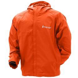 Frogg Toggs StormWatch Jacket Medium Orange