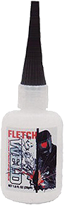 * Fletch Weld Instant Glue 1/2 oz.