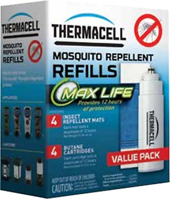 * Thermacell Max Life Refill Pack
