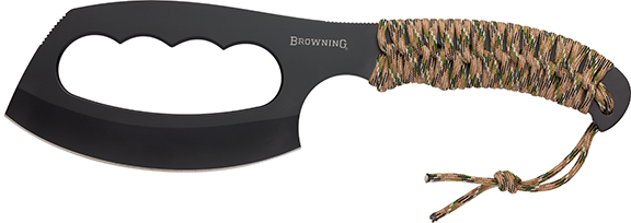 Browning Outdoorsman ULU Hatchet w/Nylon Sheath