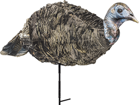 Miss Purr-fect 3D Hen Turkey Decoy