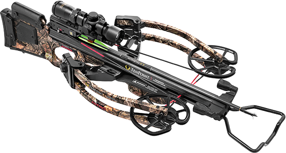 18 Carbon Nitro RDX Crossbow Pkg Rangemaster Scope+Deddsled