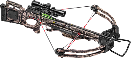17 Titan SS Crossbow Pkg w/3X Multi Line Scope