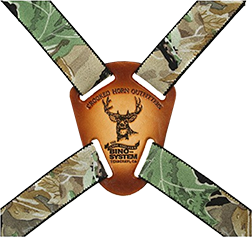 Realtree Brown Slide & Flex Binocular System