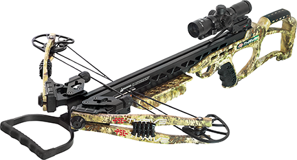 18 Thrive 400 Crossbow Kryptek Highlander Camo Package