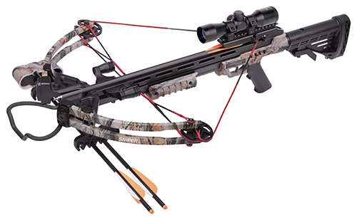 17 Sniper 370 Crossbow Package