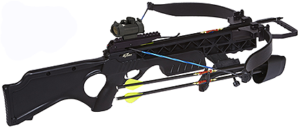 17 Matrix Cub Youth Crossbow w/Red Dot Package