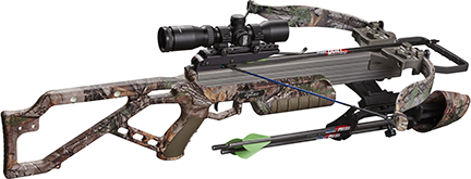 Micro 315 Crossbow w/Dead Zone L.S.Package Xtra Camo