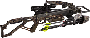 18 Micro 335 Crossbow Package Xtra Camo