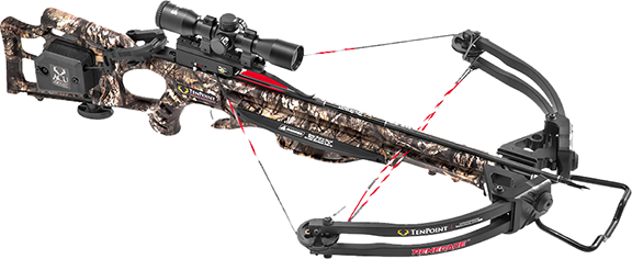 18 Renegade Crossbow Package w/Proview 2 Scope Acudraw