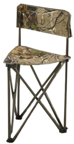HS Tripod Camo Chair Xtra Green