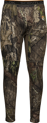 Baselayer AMP Midweight Pants Realtree Edge Medium
