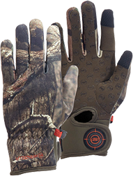 Bow Ranger Fleece Glove Realtree Xtra Camo Medium