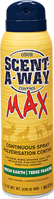 * HS Scent-A-Way Max Continuous Spray Earth Scent 15.5oz