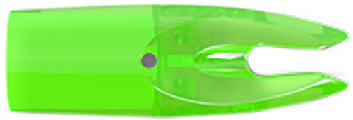 Fiberglass Youth Nocks Green
