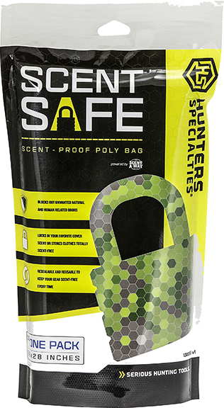 HS Scent-Safe Storage Bag