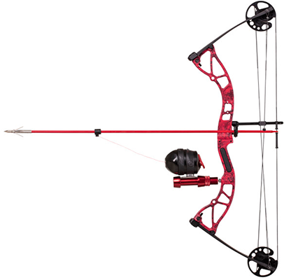 Cajun shore Runner RTF Package 45 lb. RH