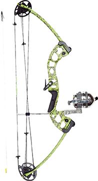 Muzzy Vice Bowfishing Kit LH